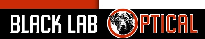 Black Lab Optical Logo